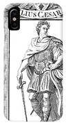 Julius Caesar (100 B.c.-44 B.c.) IPhone Case