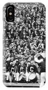 Silent Film Still: Sports IPhone Case