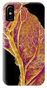 Small Intestine Blood Vessels, Sem IPhone Case