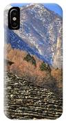 Snow-capped Mountain IPhone Case