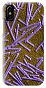 Tobacco Mosaic Virus, Tem IPhone Case