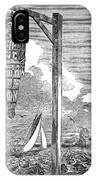 William Kidd (c1645-1701) IPhone Case
