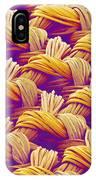 Woven Fabric, Sem IPhone Case