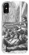 Great Railroad Strike, 1877 IPhone X Case