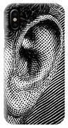 Human Ear IPhone Case