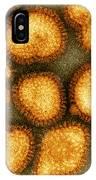 Influenza Virus IPhone Case
