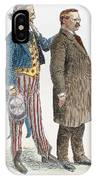 Presidential Campaign, 1904 IPhone Case