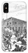 Great Railroad Strike, 1877 IPhone Case