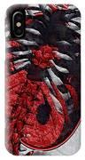Torso Skeleton IPhone Case