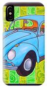 A Beetle Remembered IPhone Case