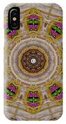 A China Flower IPhone Case