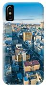 A Cold Day In Sendai Japan IPhone Case