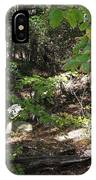 A Country Path IPhone Case