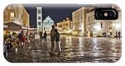 A Croatian Night IPhone X Case