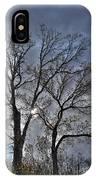 A Fall Sky IPhone Case