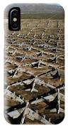A Field Of Military Planes IPhone Case