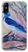 A Fine Feathered Friend IPhone Case