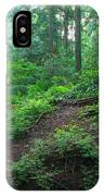 A Forest Green IPhone Case