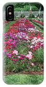 A Formal Garden IPhone Case