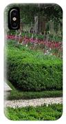 A Garden View IPhone Case