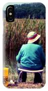 A Great Day Fishing IPhone Case