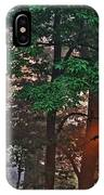 A Light In The Forest IPhone Case