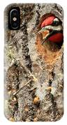 A Mouthful..excavation IPhone Case
