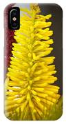 A Pair Of Yellow And Red IPhone Case