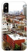 A Philadelphian View IPhone Case