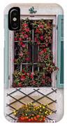 A Provence Window IPhone Case