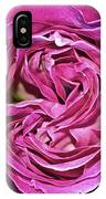 A Rose Is A Rose ... IPhone Case