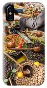 A Selection Of Olives Sit IPhone Case