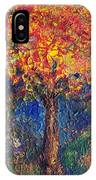 A Tree Grows Here IPhone Case