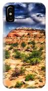 A Utah Landscape IPhone Case