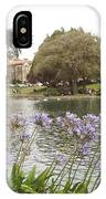 A View Of Palace Of Fine Arts Theatre San Francisco No Five IPhone Case