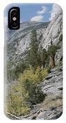 A View Through Goddard Canyon IPhone Case