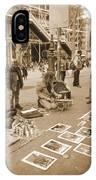 A Walk Through Paris 6 IPhone Case