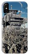 A World Stripped Bare From The Effects IPhone Case
