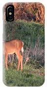 Aah Baby - Deer IPhone Case