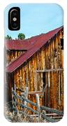 Abandoned Barn Ll IPhone Case