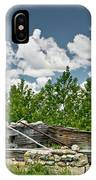 Abandoned Homestead IPhone Case
