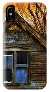 Abandoned Old House IPhone Case