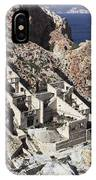 Abandoned Sulfur Processing Facility IPhone Case