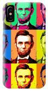 Abe Pop IPhone Case