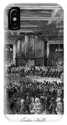 Abolition Convention, 1840 IPhone Case