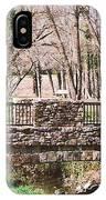 Aboratorium Bridge IPhone Case