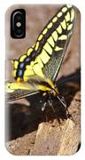Above The Mud IPhone Case