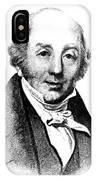 Abraham Colles, Irish Surgeon & IPhone Case