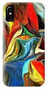 Abstract 021712 IPhone Case