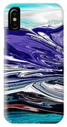 Abstract 102711 IPhone Case